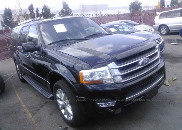 Inventory #110402416 2017 FORD EXPEDITION