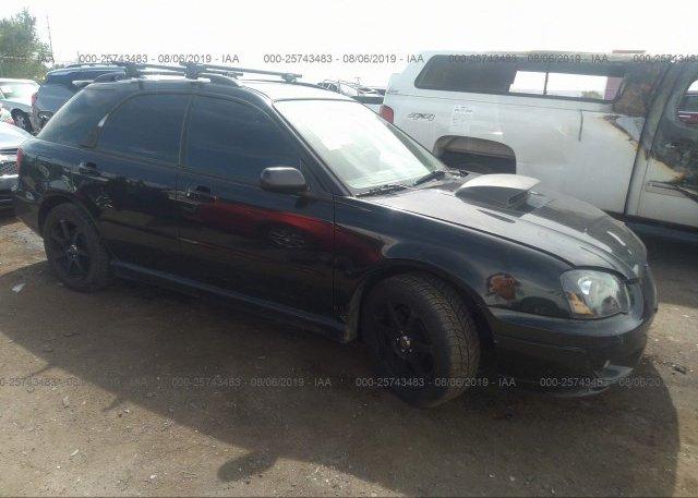 Inventory #696746746 2005 Subaru IMPREZA