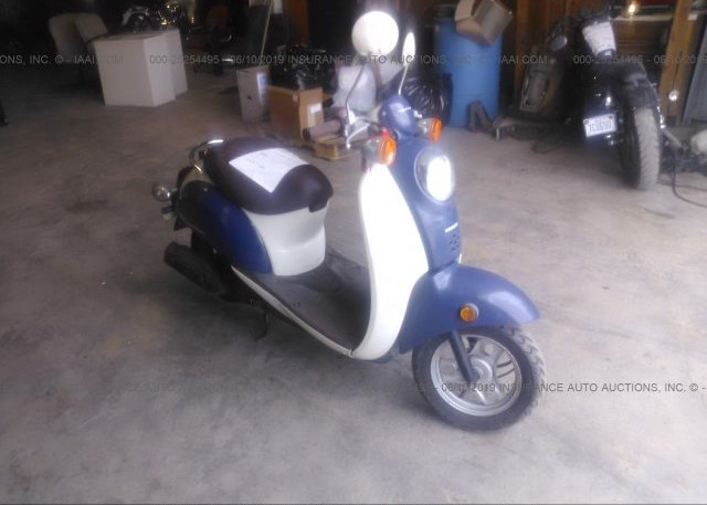 Inventory #660271408 2002 HONDA CHF50