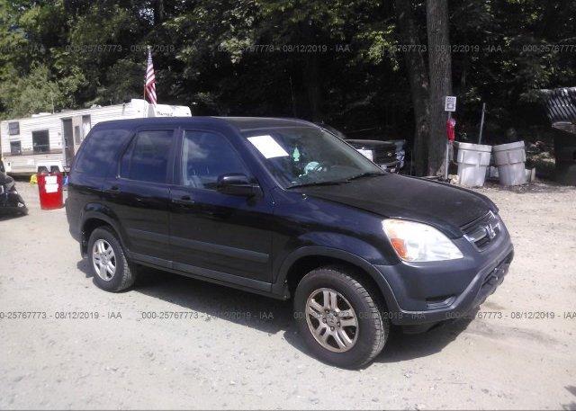 Inventory #438413568 2003 Honda CR-V