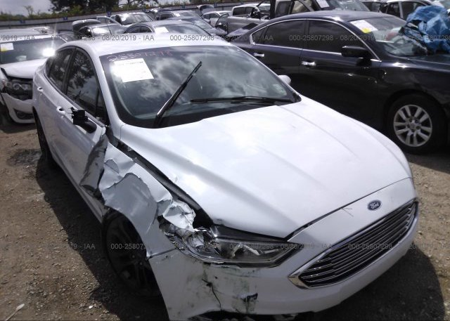 Inventory #558576412 2018 FORD FUSION