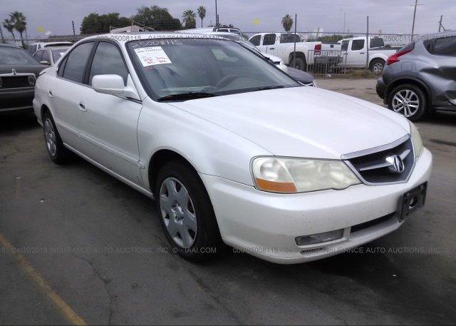 Inventory #930526996 2003 Acura 3.2TL