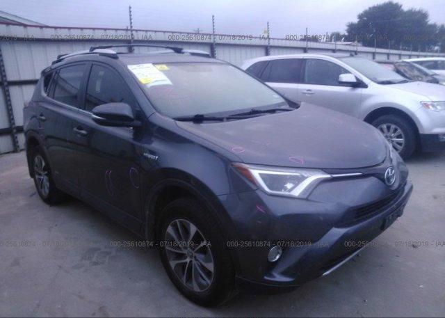 Inventory #370926601 2016 Toyota RAV4 HV