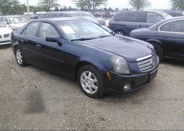 Inventory #600482026 2005 Cadillac CTS