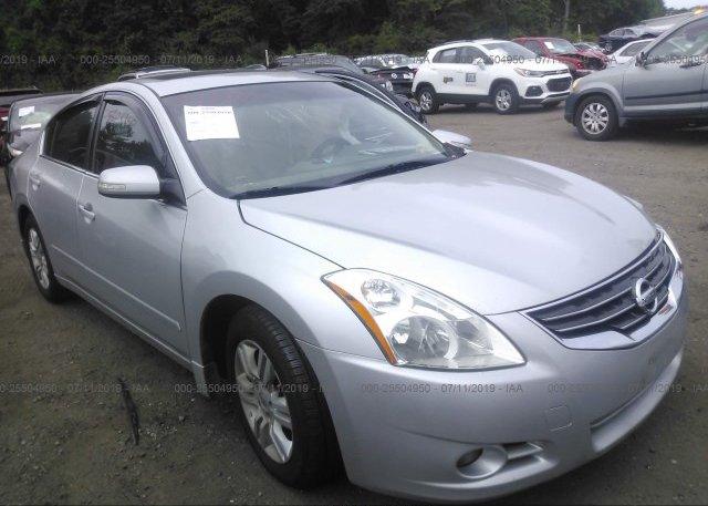 Inventory #834008955 2011 Nissan ALTIMA