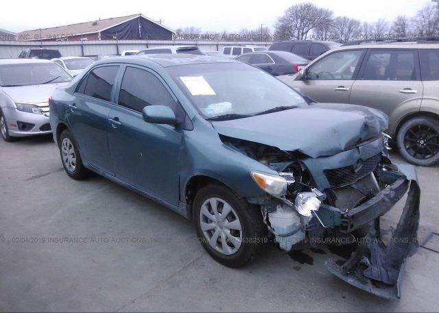 Inventory #408493439 2009 Toyota COROLLA