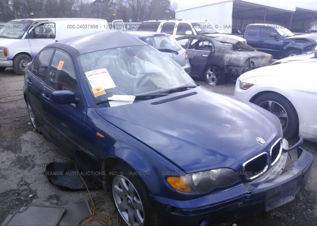 Inventory #652590917 2004 BMW 325