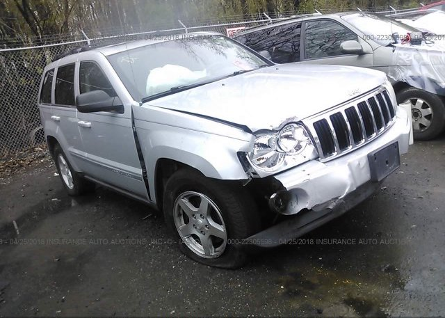 Inventory #555458750 2007 JEEP GRAND CHEROKEE