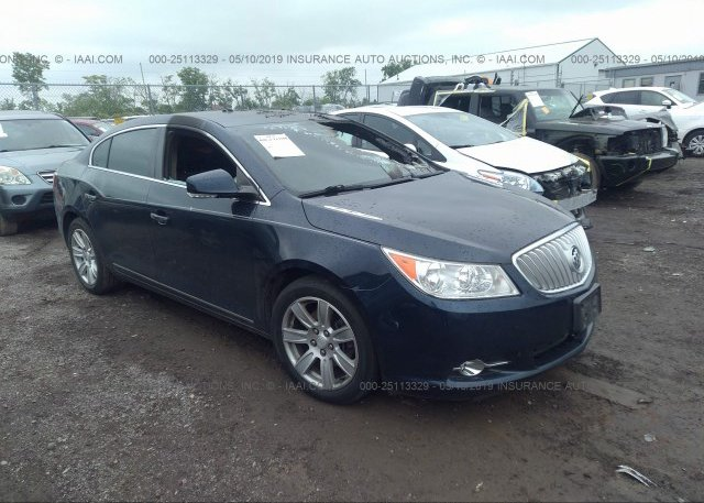 Inventory #605888248 2012 Buick LACROSSE