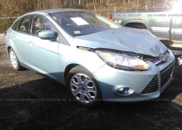 Inventory #267849449 2012 FORD FOCUS