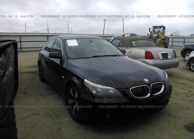Inventory #772466314 2006 BMW 525