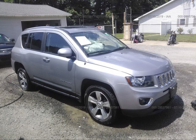 Inventory #850804282 2017 JEEP COMPASS