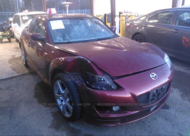 Inventory #221126155 2006 Mazda RX8