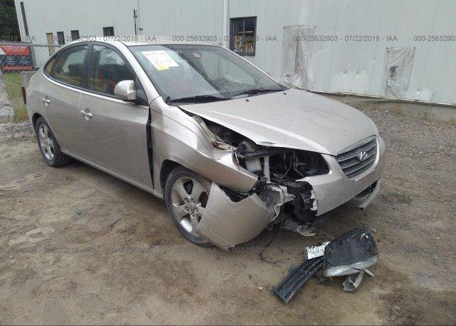 Inventory #632606146 2007 Hyundai ELANTRA