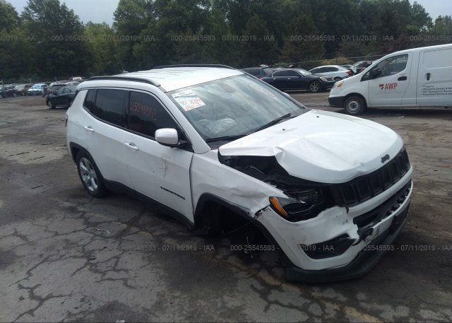 Inventory #948090257 2018 JEEP COMPASS