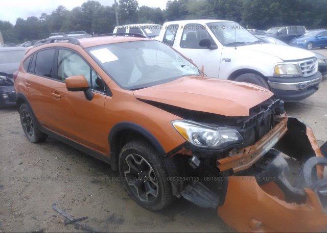 Inventory #745610374 2014 Subaru XV CROSSTREK