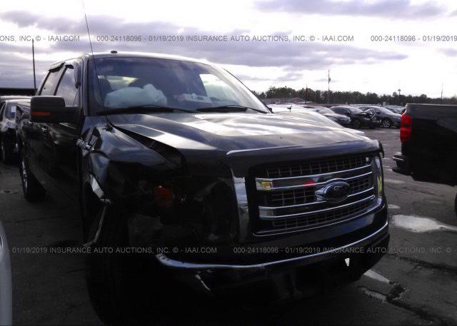 Inventory #834355929 2013 FORD F150