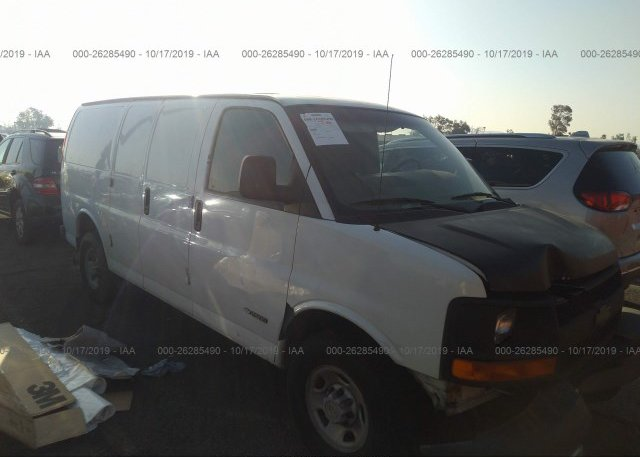 Inventory #343502524 2005 Chevrolet EXPRESS G2500