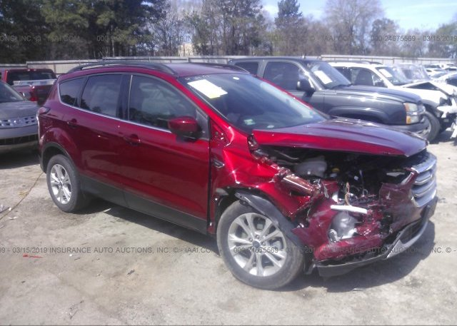 Inventory #145103565 2017 FORD ESCAPE