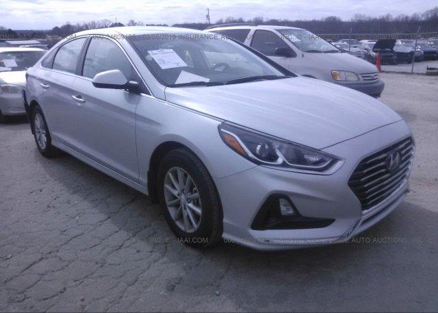 Inventory #833333452 2018 Hyundai SONATA