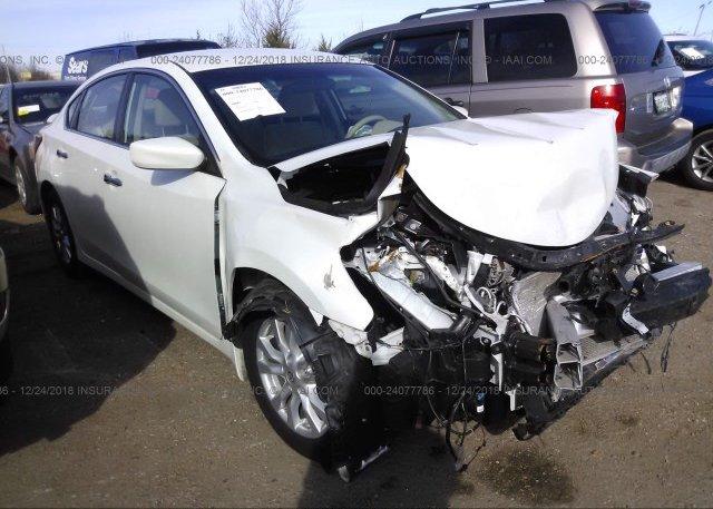 Inventory #664536158 2014 Nissan ALTIMA