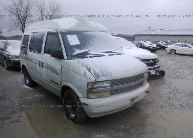 Inventory #833122297 1995 Chevrolet ASTRO