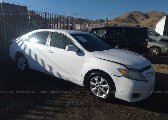 Inventory #851016062 2011 Toyota CAMRY