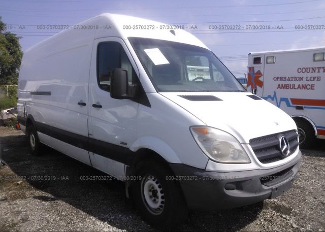 Inventory #145483538 2011 Mercedes-benz SPRINTER