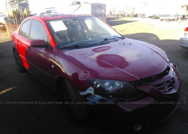 Inventory #624274632 2005 Mazda 3