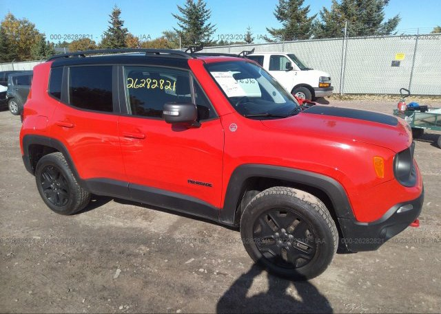 Inventory #618076119 2018 JEEP RENEGADE