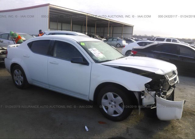 Inventory #515396199 2010 Dodge AVENGER