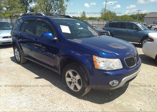 Inventory #139870075 2006 Pontiac TORRENT
