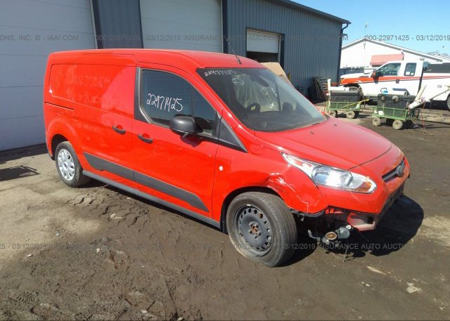 Inventory #316438150 2017 FORD TRANSIT CONNECT