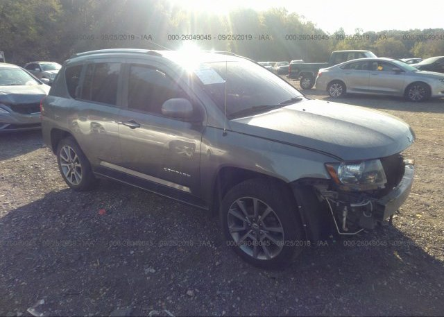 Inventory #800303555 2014 JEEP COMPASS