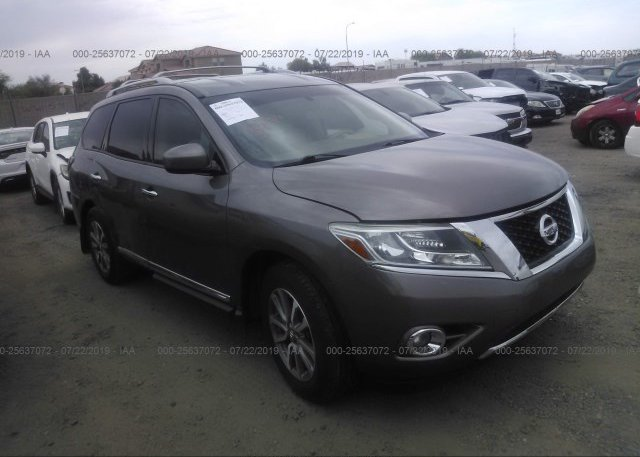 Inventory #629132233 2013 Nissan PATHFINDER