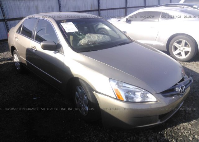 Inventory #616483212 2003 Honda ACCORD