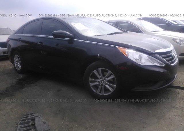 Inventory #663965773 2014 Hyundai SONATA