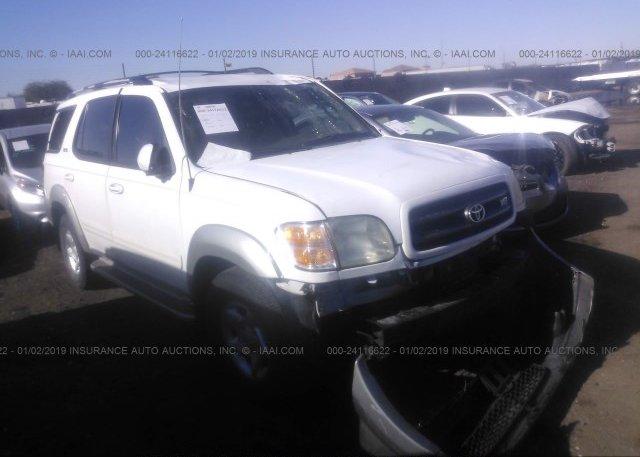Inventory #645552408 2003 Toyota SEQUOIA