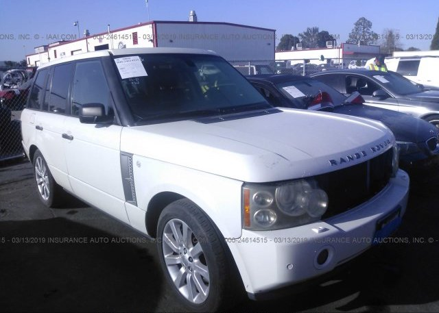 Inventory #662573362 2006 Land Rover RANGE ROVER