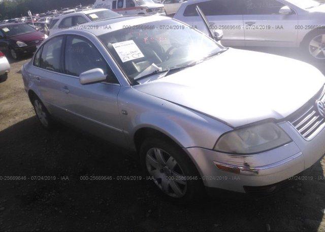 Inventory #979832026 2003 Volkswagen PASSAT