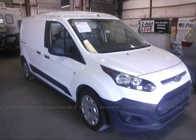 Inventory #370622947 2016 FORD TRANSIT CONNECT