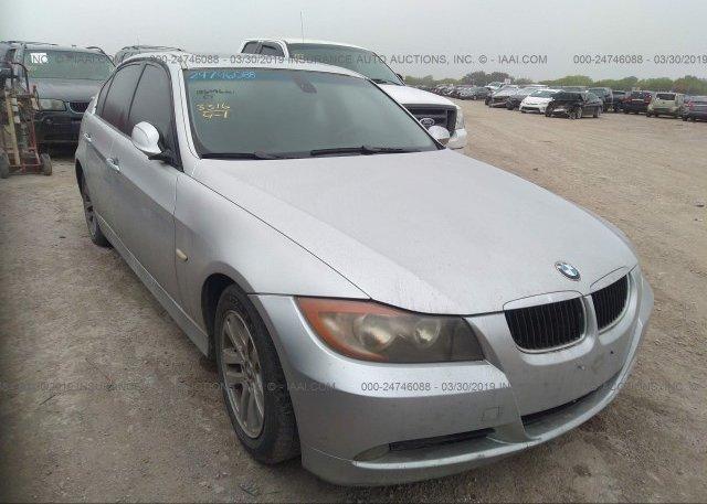 Inventory #460617050 2006 BMW 325