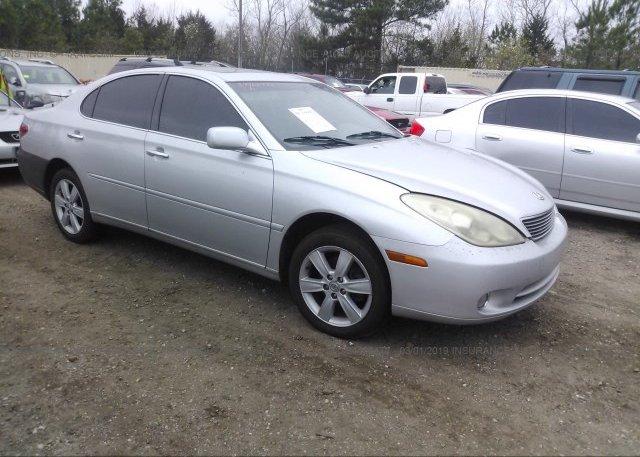 Inventory #833452046 2005 Lexus ES