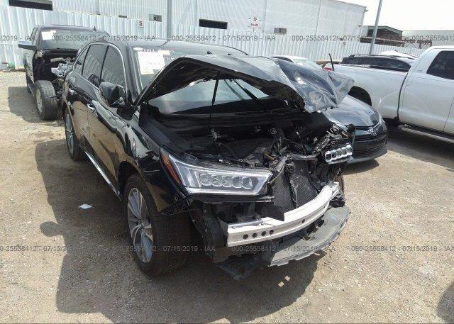 Inventory #822424454 2018 Acura MDX