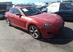 2004 Mazda RX8