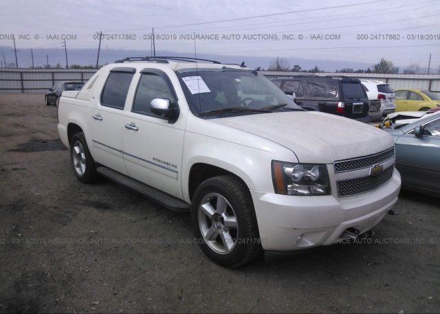 Inventory #587362349 2012 Chevrolet AVALANCHE