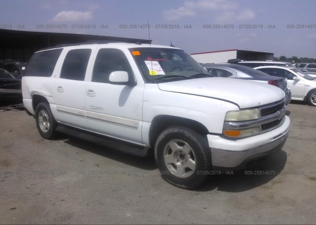 Inventory #852772062 2004 Chevrolet SUBURBAN
