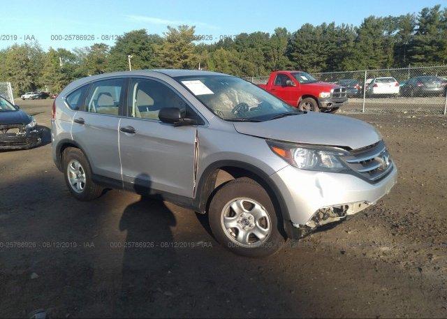 Inventory #230723527 2012 Honda CR-V