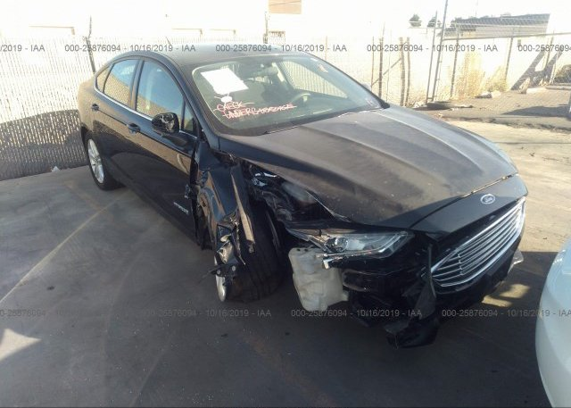 Inventory #697530949 2018 FORD FUSION