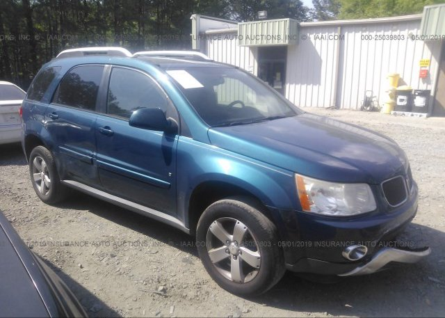 Inventory #718574665 2007 Pontiac TORRENT